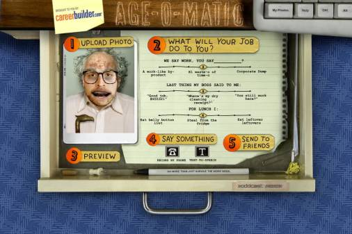 Careerbuilder.com's Age-O-Matic