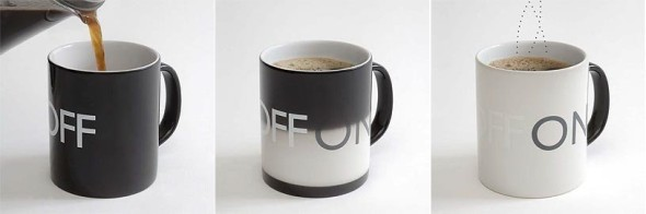 Cool coffee mug