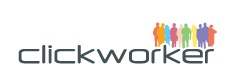 clickworker freelance marketplace logo
