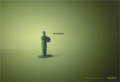 recruitment ads for new zealand army creative job ad