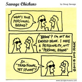 chickenbrand cartoon