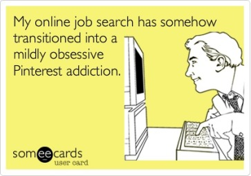 pinterest addiction cartoon
