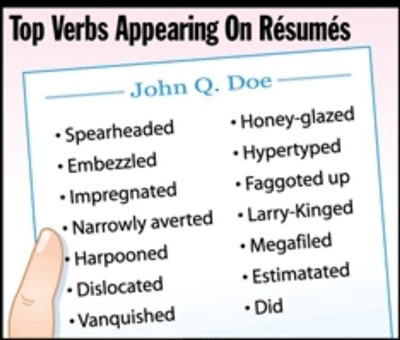 25 Funniest Job Infographics From The Onion