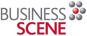 business scene logo