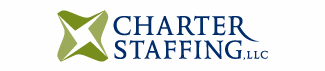 Charter Staffing logo