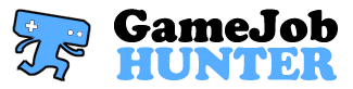 Game job hunter logo