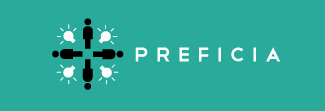 Preficia recruiting agency logo