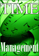 Time Management group writing project