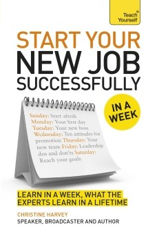 Start Your New Job Successfully in a Week