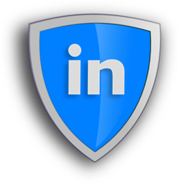 linkedin job search shield