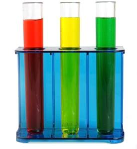 Personality Test Tubes