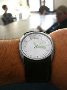 Watch in meeting