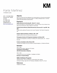 Nice Karla Martinez Resume Ideas Ideas For Resume