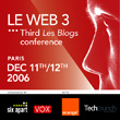 Official LeWeb3 Logo
