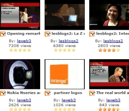 Top LeWeb3 Videos on vpod.tv