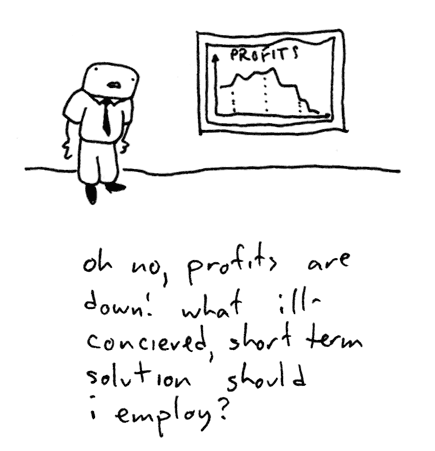 Corporate Problem Solving