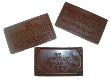 chocolate creative business card design