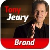 tony jeary brand iphone apps
