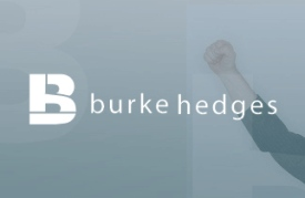 Burke Hedges monogram