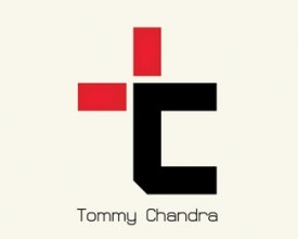 Tommy Chandra personal logo