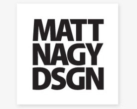 matt nagy design monogram
