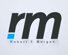 robert morgan monogram