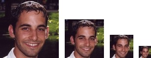 Multiple avatar sizes of Jacob Share