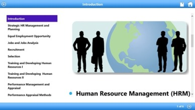 human resource management by wagmob