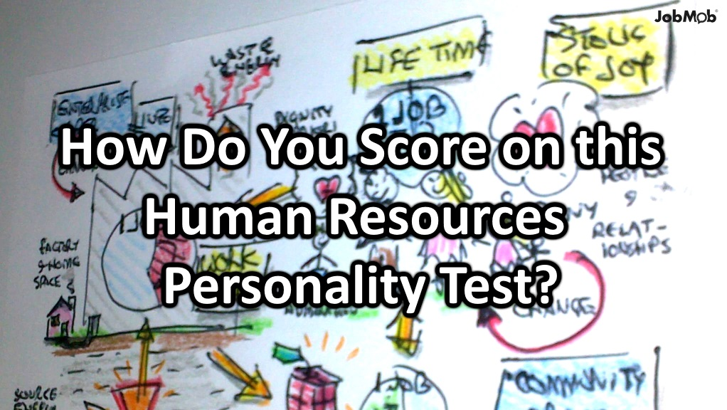 A Quick Career Personality Test That Tells Employers What They Need