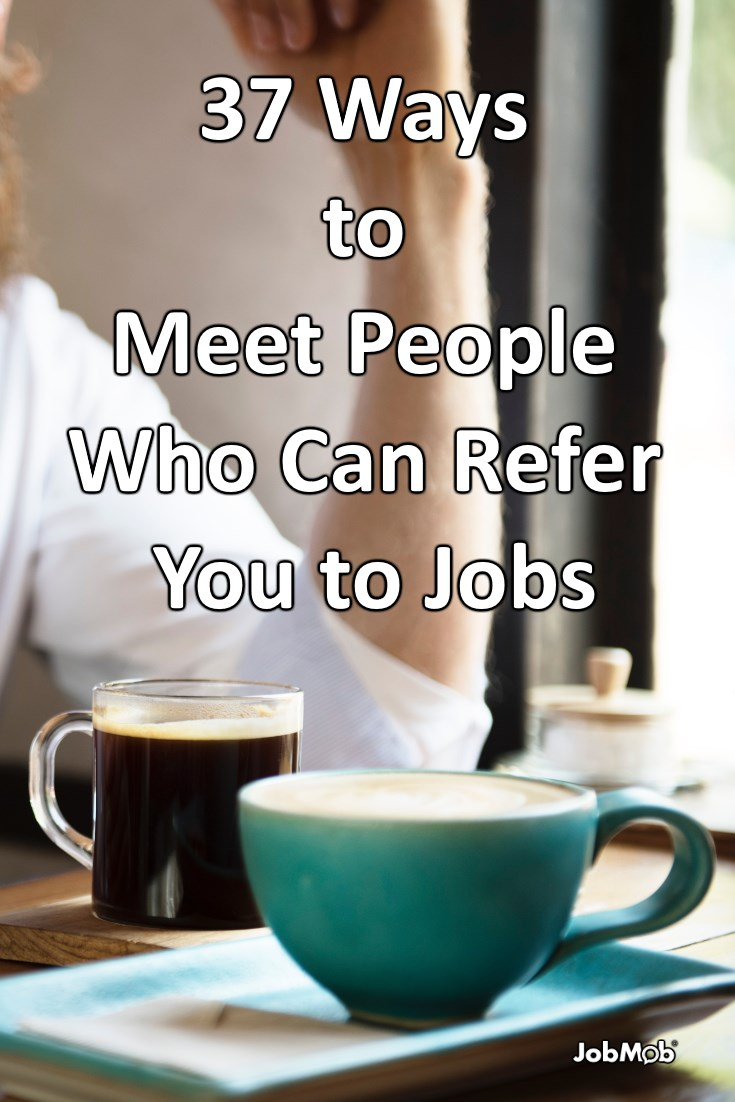 Ideas on how to start growing your job search network today. #ideas #networking
