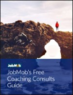 JobMob's Free Coaching Consults Guide cover