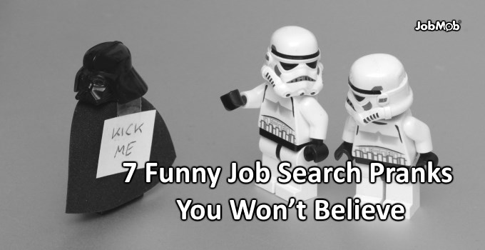 😹 7 Funny Job Search Pranks You Won't Believe