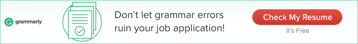 Don't let grammar errors ruin your job application!