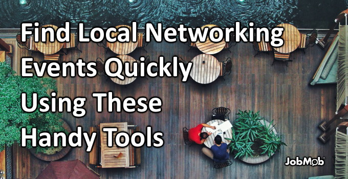 🔍 Find Local Networking Events Quickly Using These Handy Tools