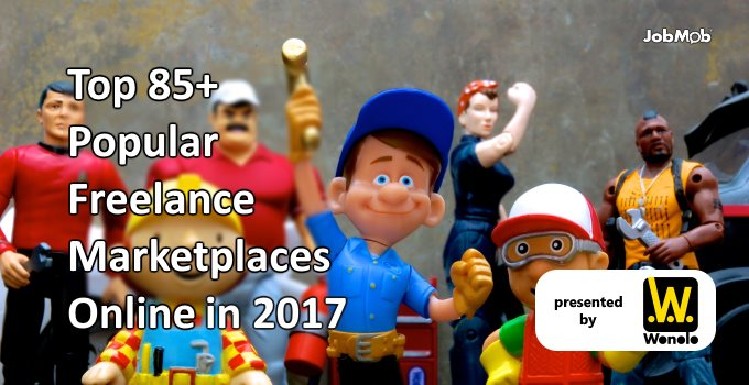 Top 85+ Popular Freelance Marketplaces Online in 2017