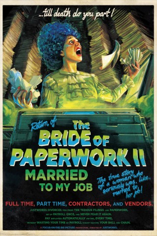 bride of paperwork recruitment marketing