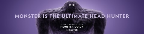 monster is an ultimate head hunter recruitment marketing