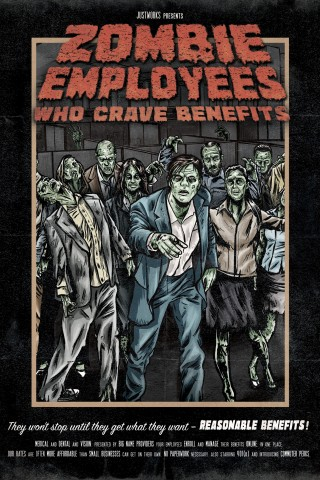 zombie employees recruitment marketing
