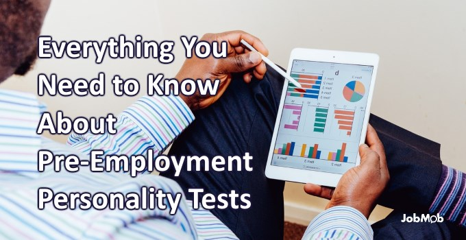 Everything You Need to Know about Pre-Employment Personality Tests