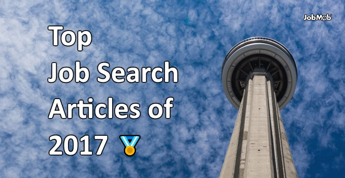 Top Job Search Articles of 2017