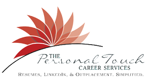 personal touch career services logo