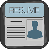 easy resume builder cv maker iphone apps
