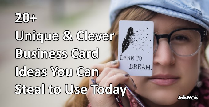 Woman covering one eye with a card