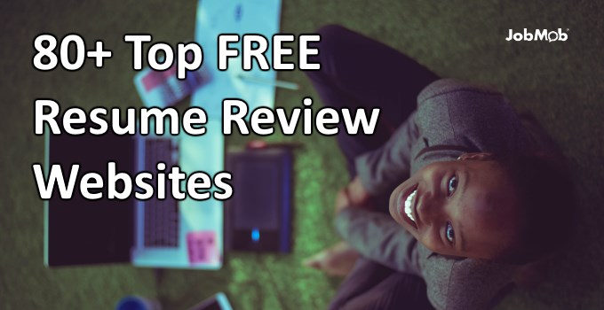 🔥 80+ Top Free Resume Review Websites