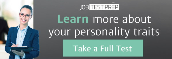 Free full pre-employment personality test