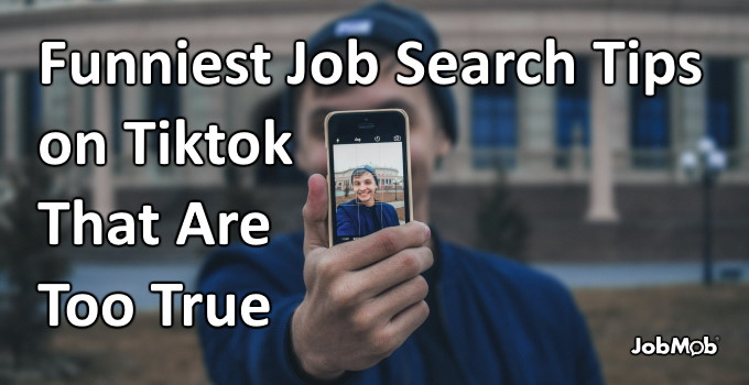 😆 Funniest Job Search Tips on Tiktok That Are Too True