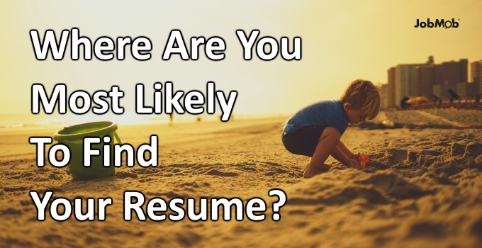 Read more about the article 🔍 Where Are You Most Likely To Find Your Resume?