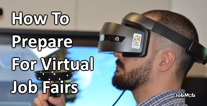 Read more about the article 💻 How To Prepare For Virtual Job Fairs